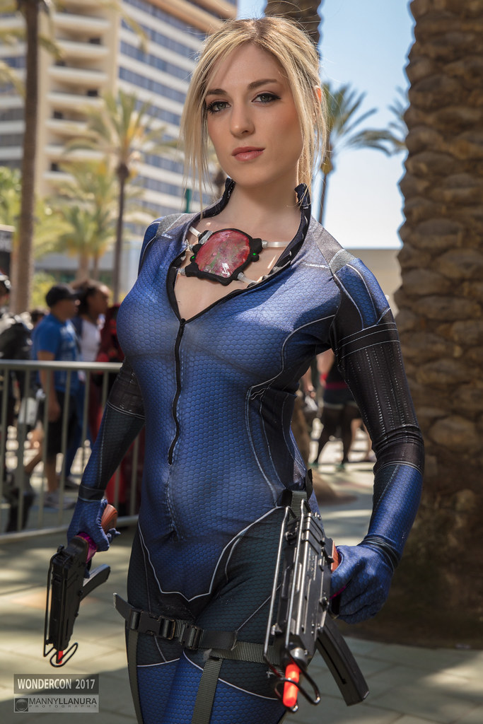 Wondercon 2017 Cosplay Jill Valentine By Pixiequinn Flickr
