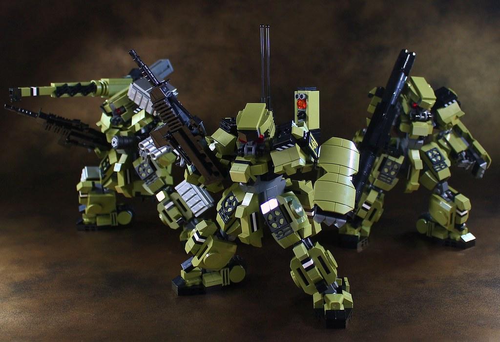 MFS-10 Garm (custom built Lego model)