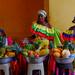 Costeño Fruit Vendors, Cartagena, Colombia by Reg Natarajan