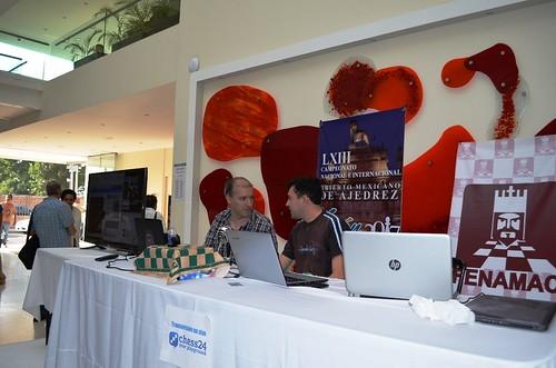 2017 - Nacional Abierto - Chess24 presente en la Fiesta Mexicana
