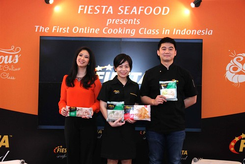 Novita Angie, Anna Wibowo, Chef Arnold
