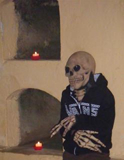 Dia de los Muertos - Oaxaca Cemetery