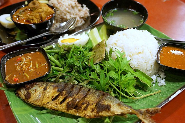 kelantanese cuisine in PJ , KL - Hayaki Uptown damansara-001