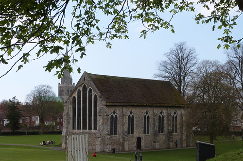 Guildhall (Greyfriars), Chichester