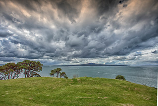 North Head - Rangitoto