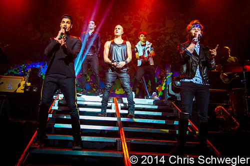 The Wanted - 04-18-14 - Word Of Mouth World Tour, The Fillmore, Detroit, MI