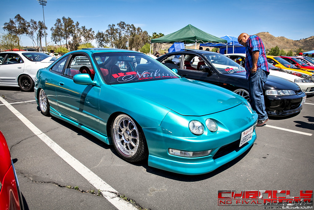Metallic Red Slammed Db8 Integra Www Picsbud Com