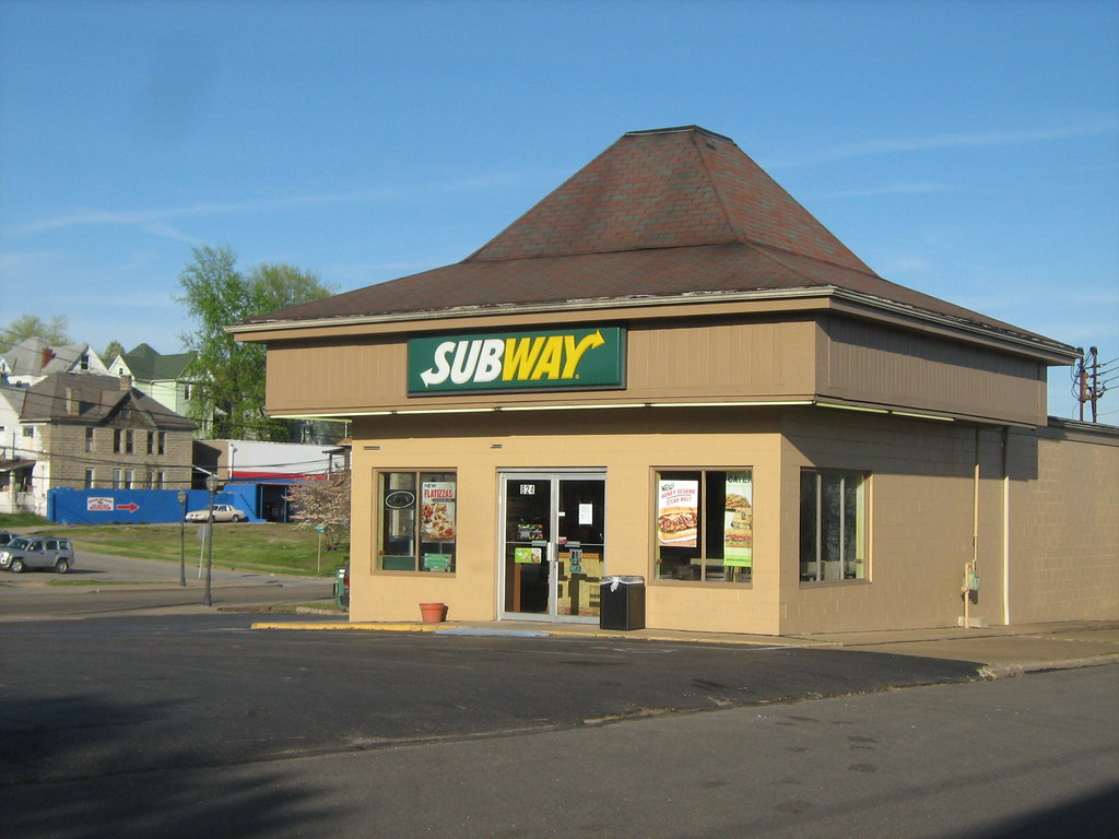 Subway 7th Street Location