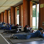 The 50m prone competition