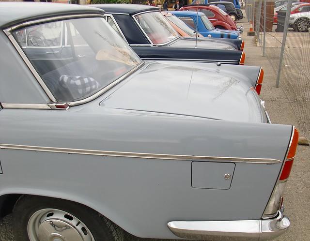 ALETAS SEAT 1500
