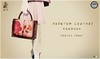 MiWardrobe - Leather Painted Handbag - Pastel Pink - MW (New!!) L´accessoires Event