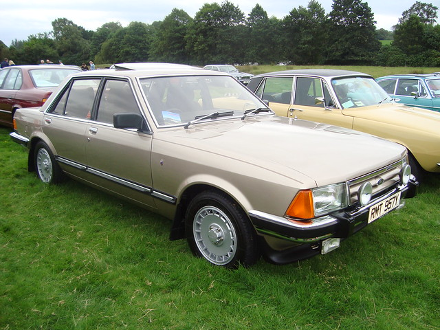 ford granada ghia x a gallery on flickr. Black Bedroom Furniture Sets. Home Design Ideas
