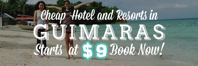 Book your Hotel in Guimaras