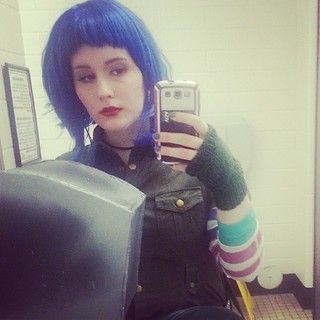 Serving Mary Elizabeth Winstead realness today. #dallascomiccon