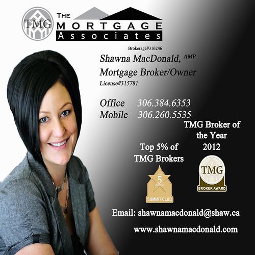 Shawna MacDonald Awards