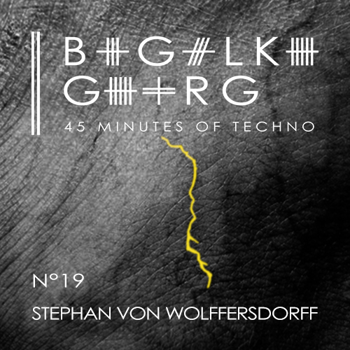 45minutes of techno #19