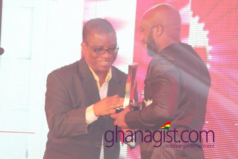 Vodafone Ghana Music Awards 2014 Industry Awards