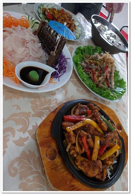 日月潭餐廳-鱘園餐廳