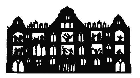 CSV logo black and white