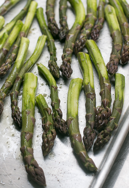 Oven Roasted Asparagus Recipe — Dishmaps