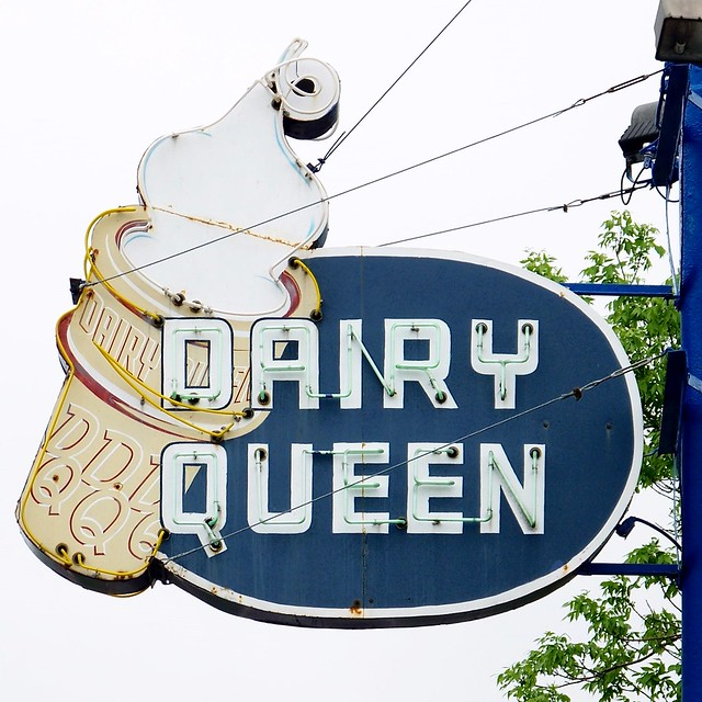 Vintage Dairy Queen 89