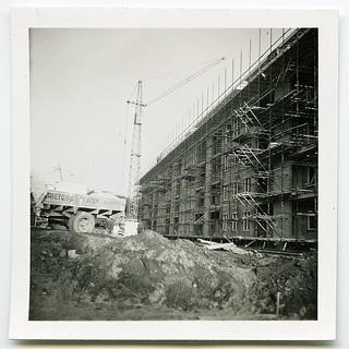 Bernhardlaan 43-3 in aanbouw