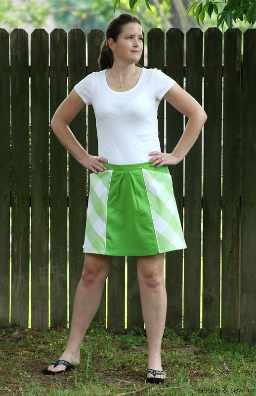 Alder Skirt