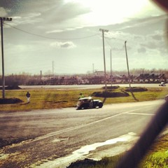On track for practice #8 #HooliganMotorsports #uslegends #inex #racecar #racing
