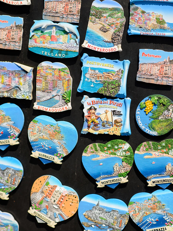 Magnets of Cinque Terre