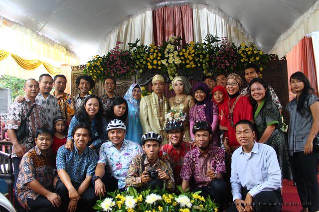 Mbak Cipluk & Cak Wawa Wedding Party