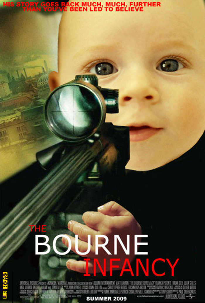 The Bourn Infancy