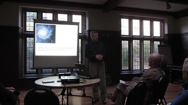 IMG_9828 Till Liepmann James Webb telescope Religion Science talk