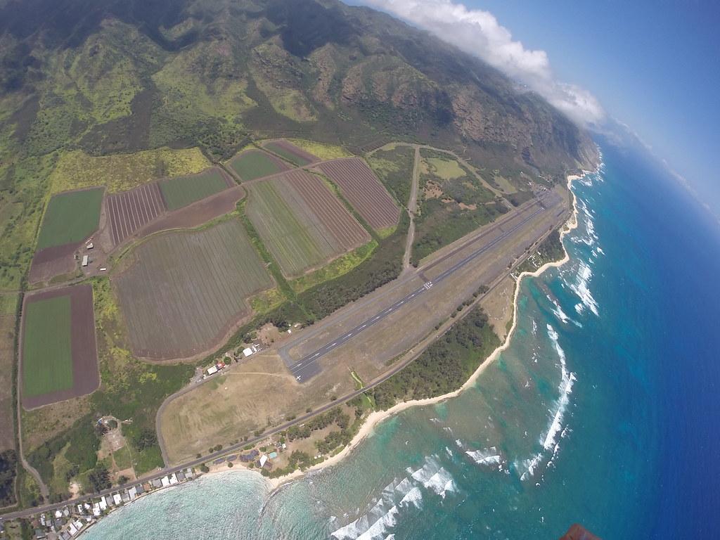 Die erste Woche auf Oahu, Hawaii