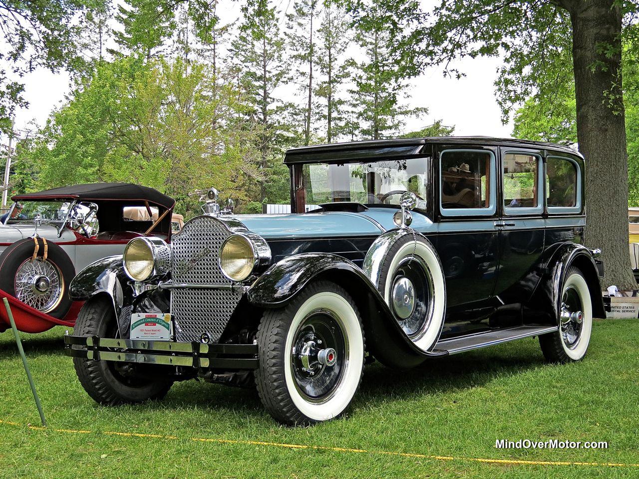 Packard Model 443