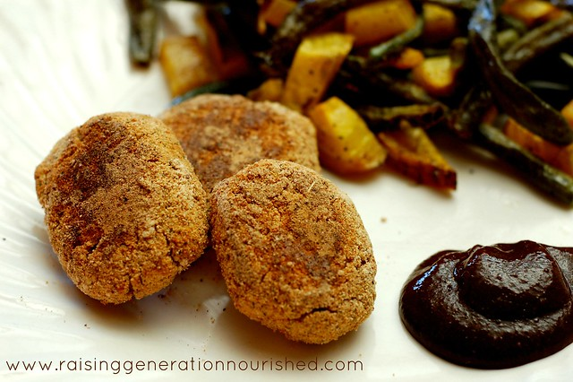 Chicken Nuggets :: Grain Free, Egg Free, Dairy Free, with Nut Free Option
