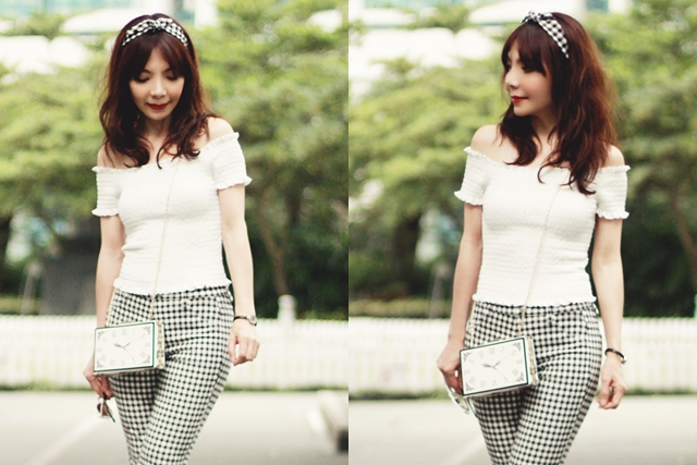More Gingham