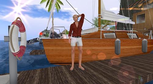 Boating!