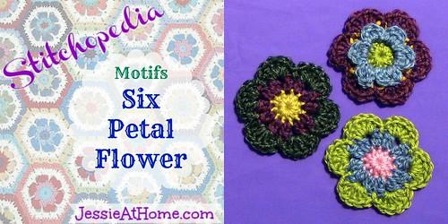 Stitchopedia-Motifs-Six-Petal-Flower