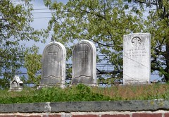 Graves on the hill