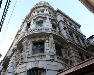 El Mercurio building valparaiso architecture 11