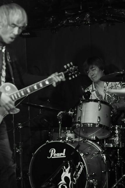 ファズの魔法使い live at Outbreak, Tokyo, 23 May 2014. 091