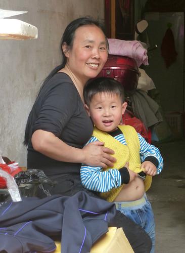 Jiangxi-Longhu Shan-2 Shangqing-village (9)