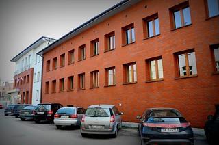 Budynek NSZZ Solidarność Katowice