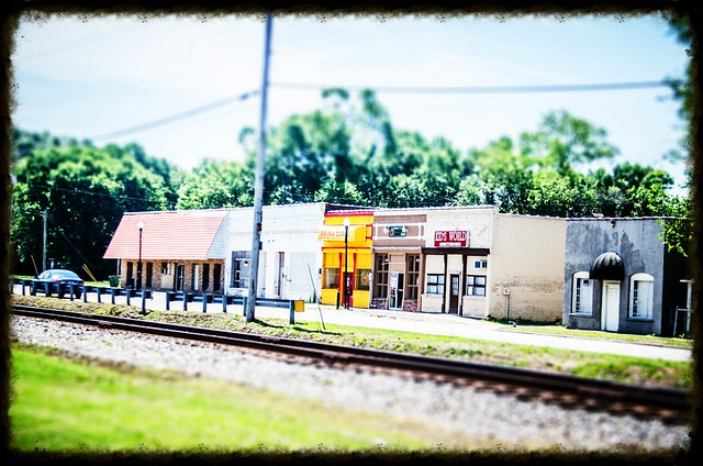 Eastover Tilt-Shift