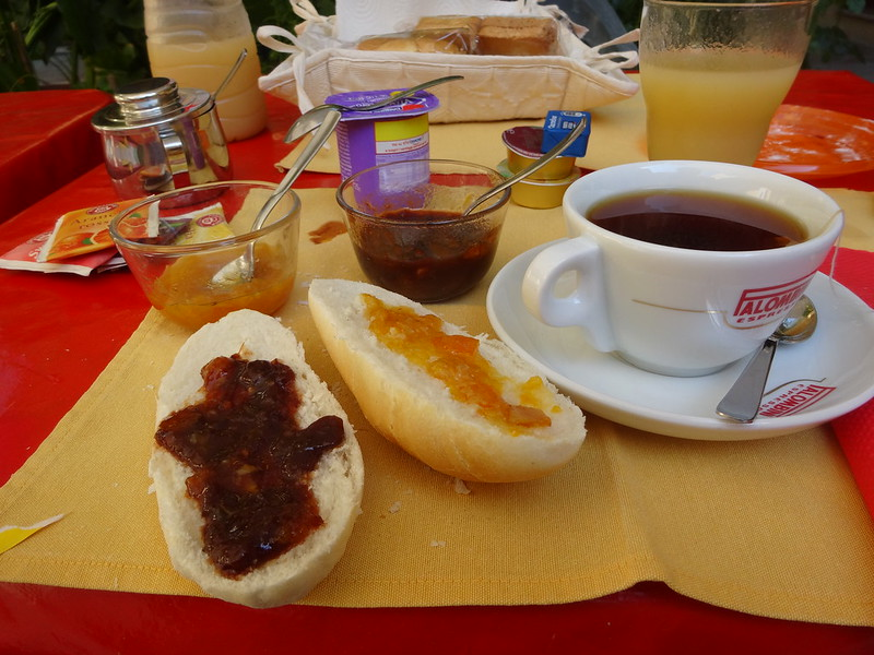 Breakfast at Fiori e Limone