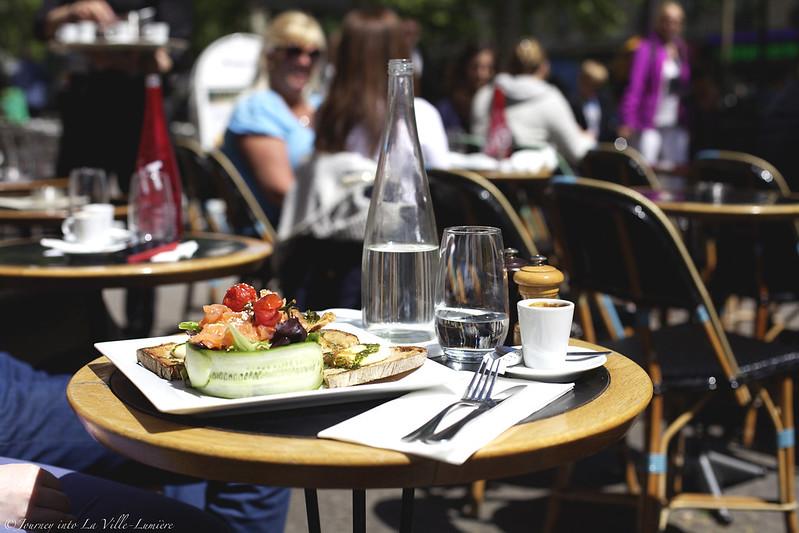 Café Primerose, Paris