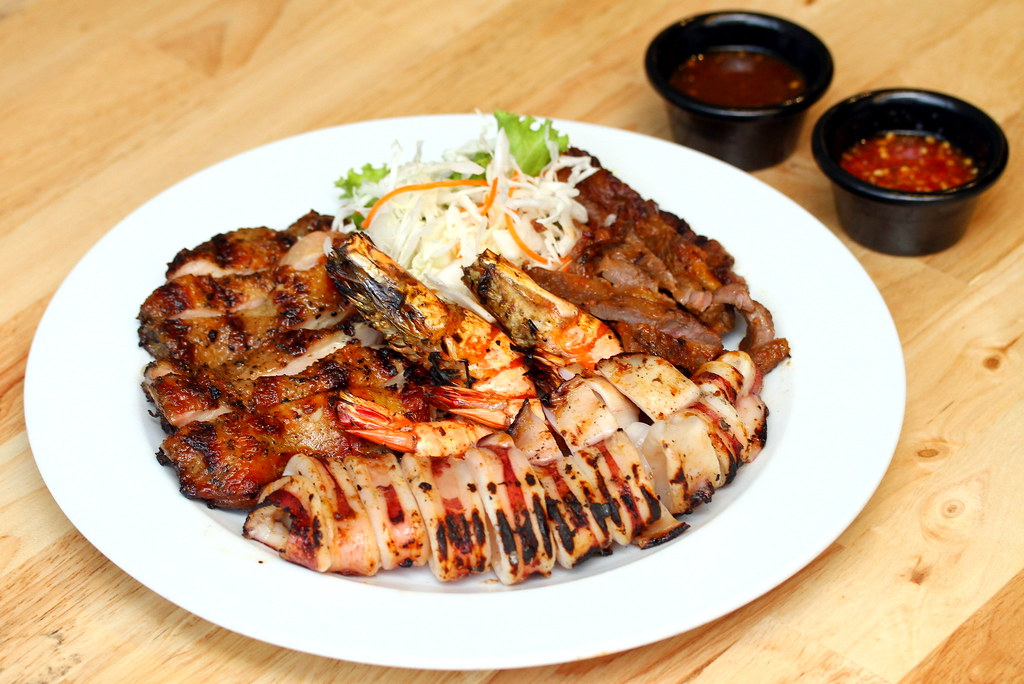 JEM Food Trail: Bangkok Jam's Bangkok Mixed Grill