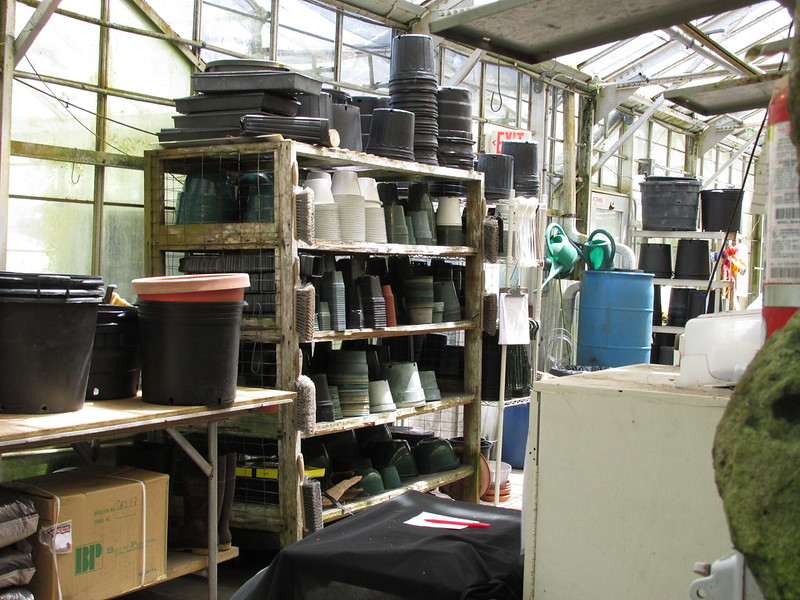 Employee area