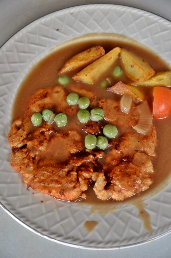 Yut Sun Chicken Chop
