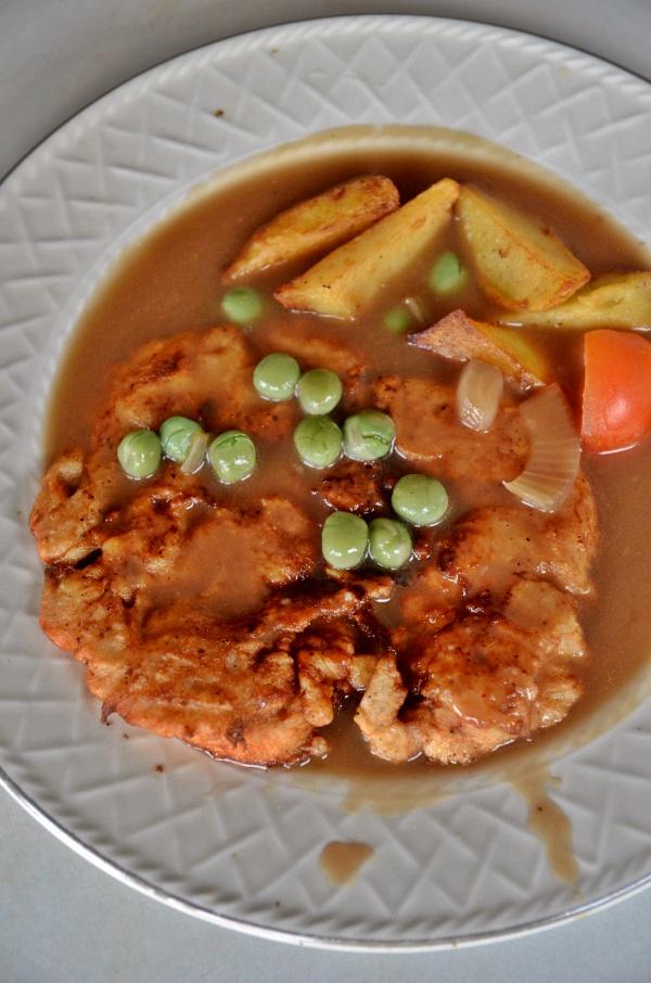 Yut Sun Chicken Chop